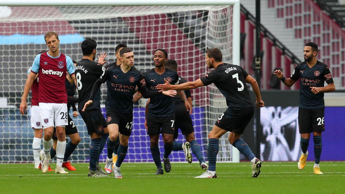West Ham - Manchester City