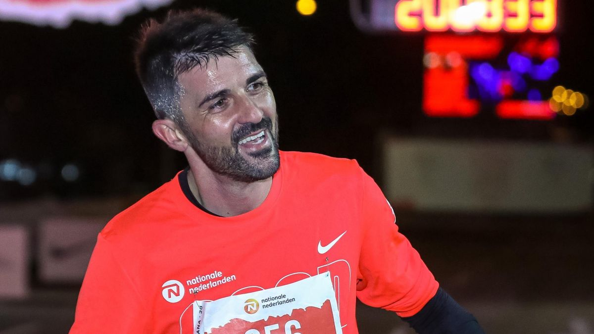 David Villa (San Silvestre Vallecana 2020)