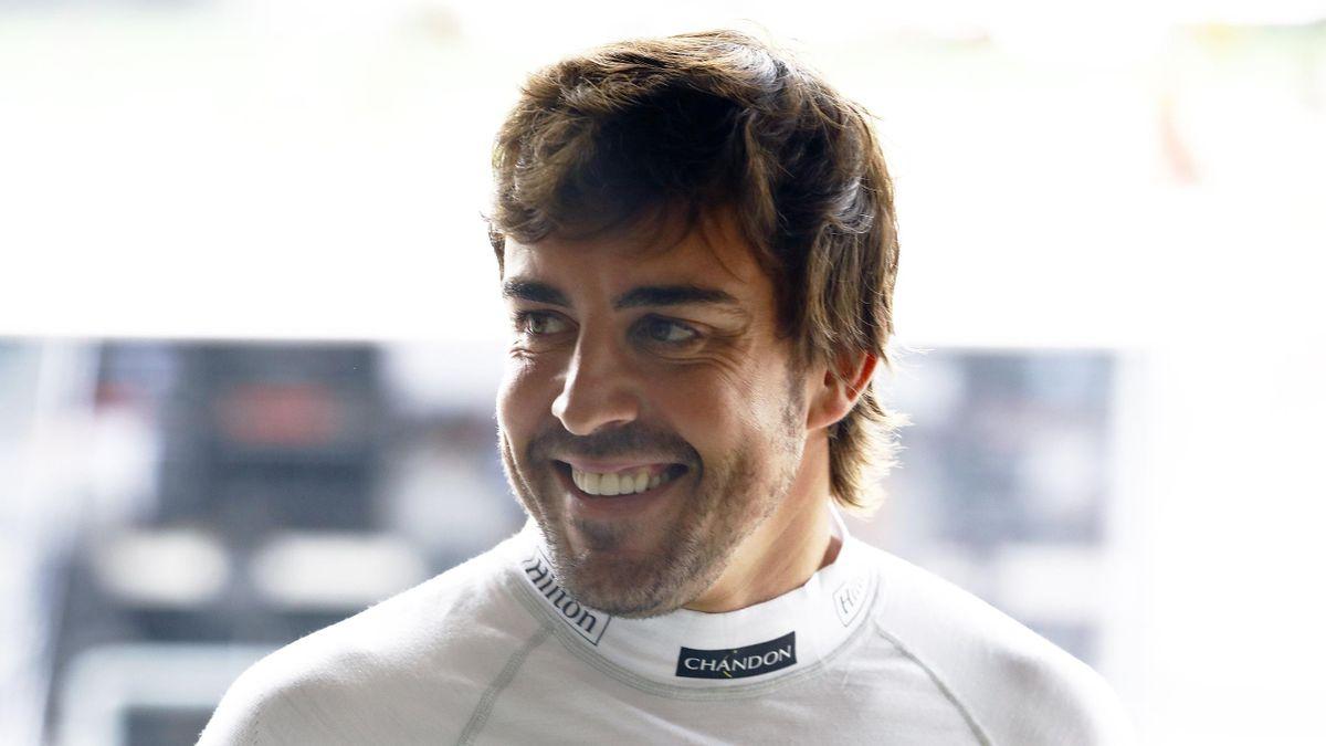Fernando Alonso (McLaren) - Grand Prix of Japan 2017