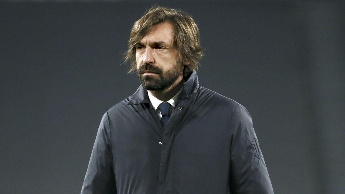 Juventus-Inter, Coppa Italia 2020-2021: l'allenatore della Juventus Andrea Pirlo (Getty Images)
