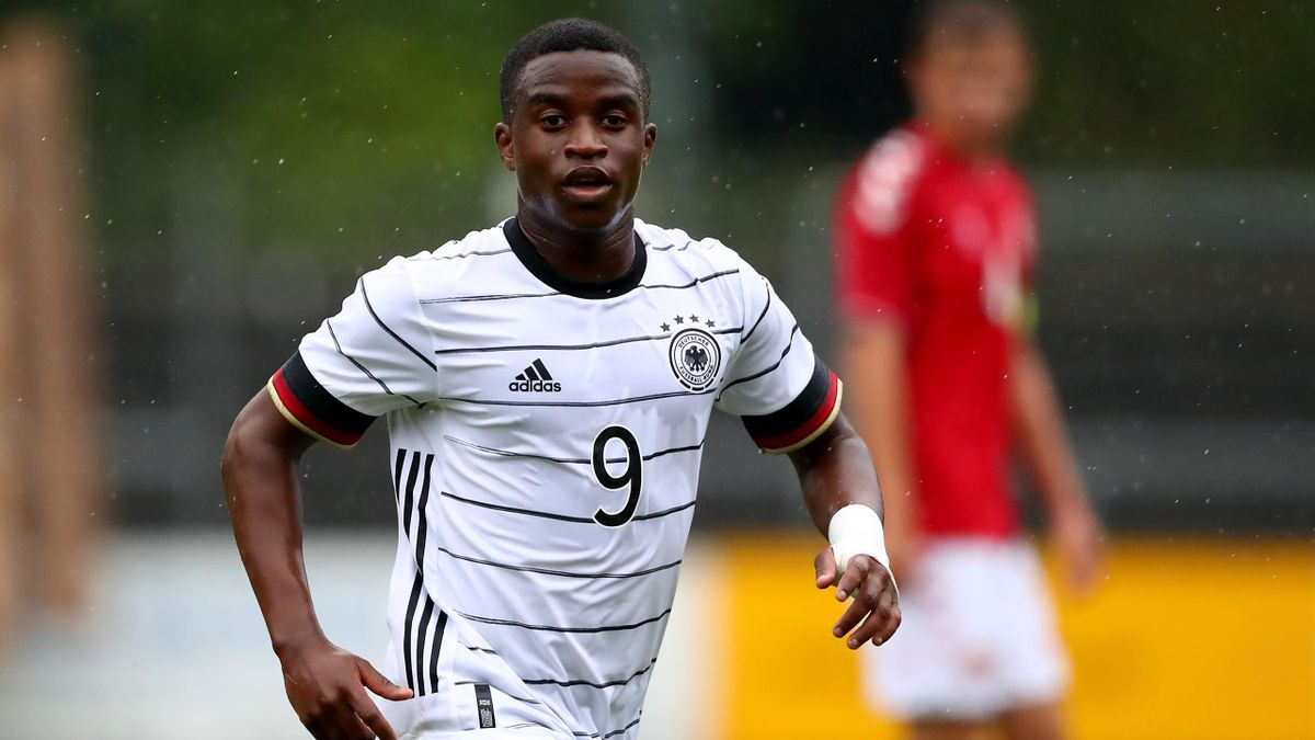Youssoufa Moukoko - U20 DFB