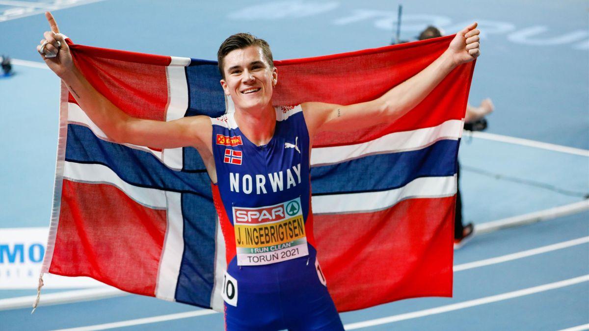 Jakob Ingebrigtsen jakter nye medaljer i Tokyo. I sitt første OL er yngstemann Ingebrigtsen en av favorittene på 1500 meter-finalen.