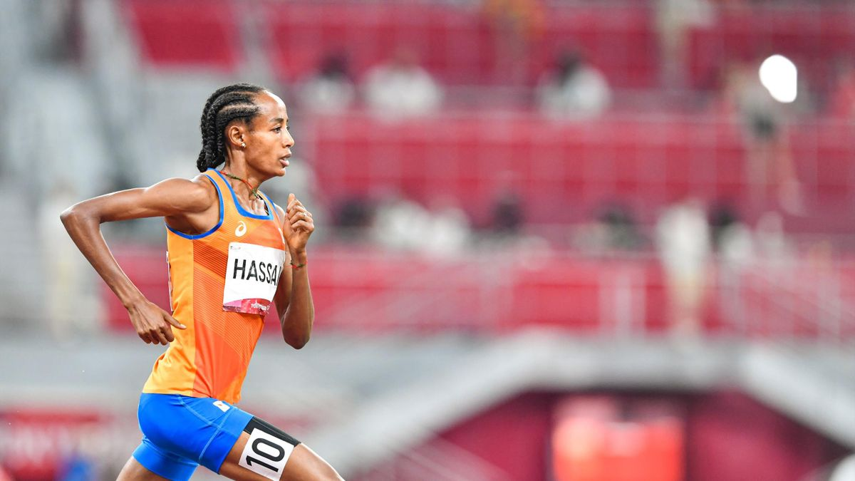 Tokyo 2020   Sifan Hassan probleemloos naar de finale