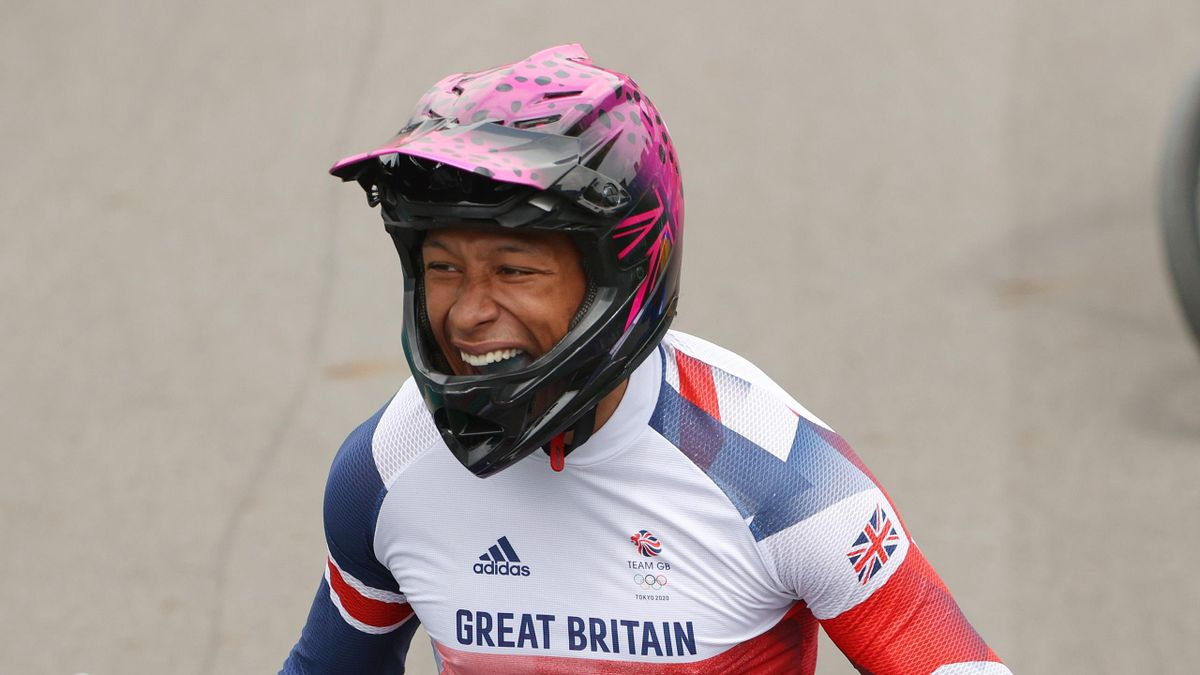 Team GB shine on Fantastic Friday with BMX glory leading the way