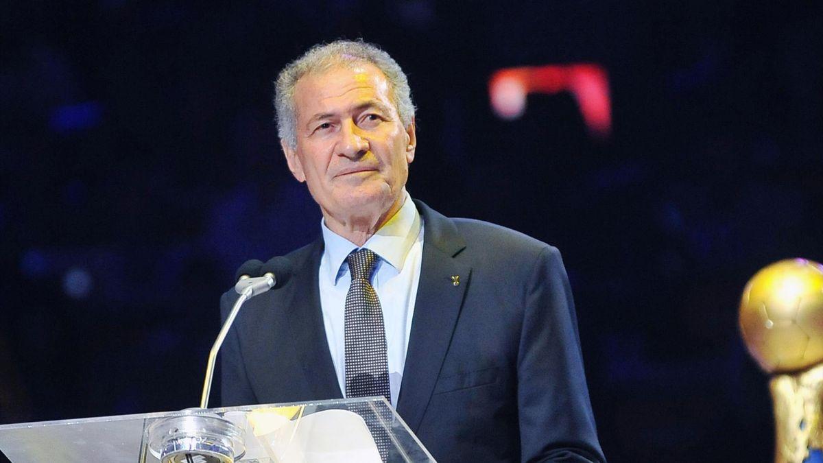 Hassan Moustafa, az IHF elnöke
