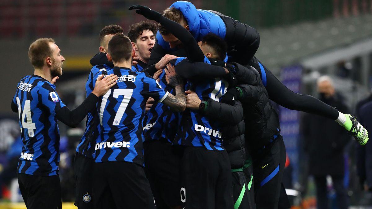 Inter-Lazio - Serie A 2020/2021 - Getty Images