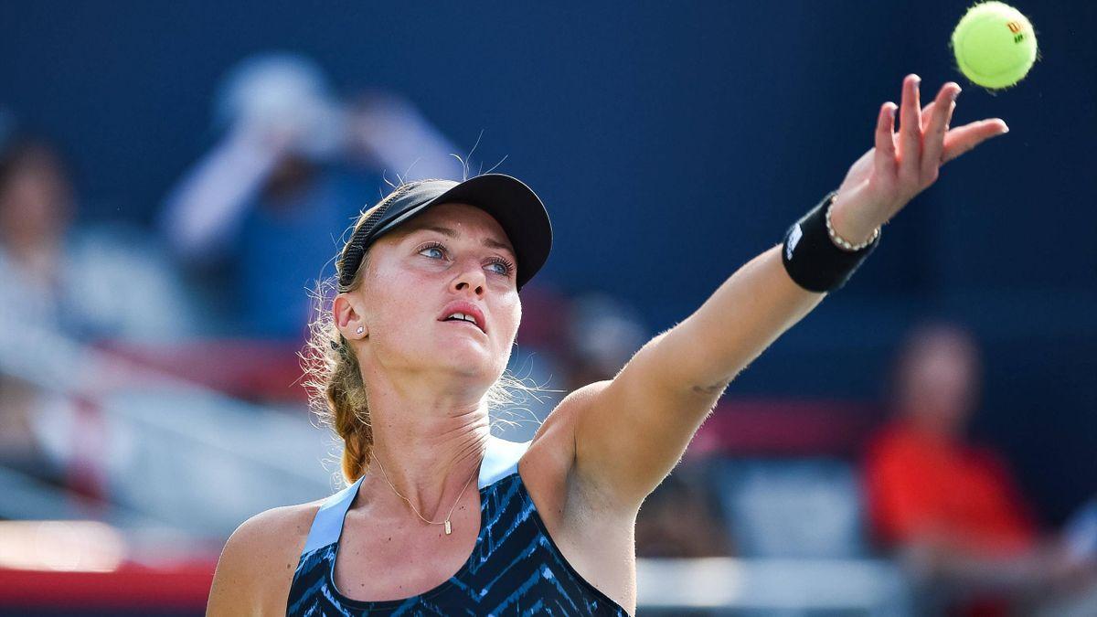 Kristina Mladenovic - WTA Montréal 2021