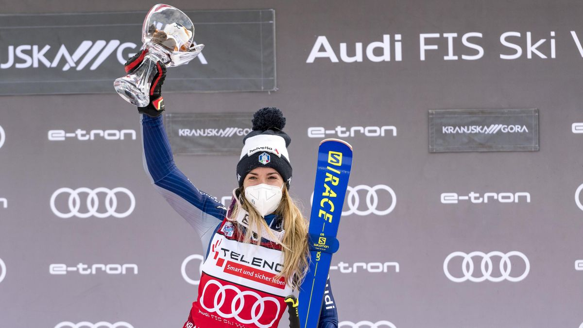 Marta Bassino vince a Kranjska Gora