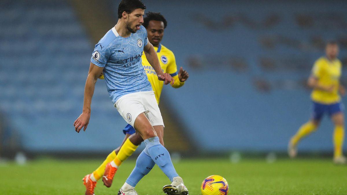 Ruben Dias, Manchester City-Brighton