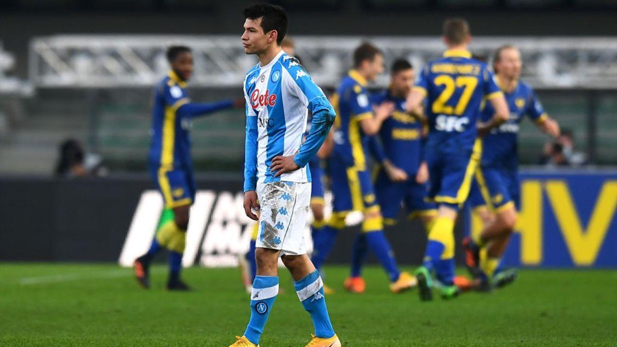 Le pagelle di Hellas Verona-Napoli 3-1: Barak e Zaccagni ...