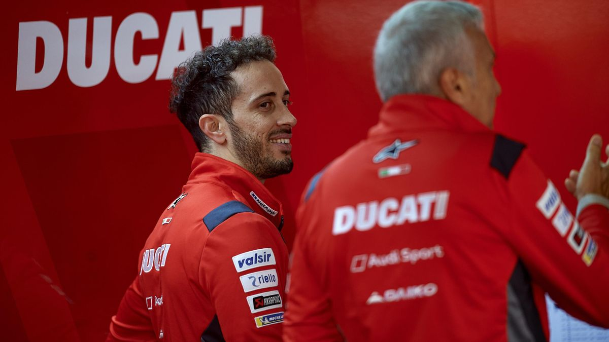 Andrea Dovizioso, Ducati, Getty Images