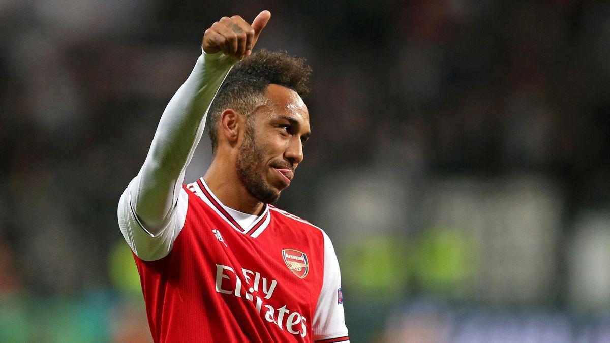 Aubameyang, starul lui Arsenal
