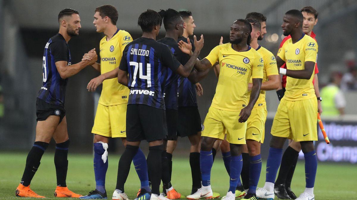 Chelsea gegen Inter