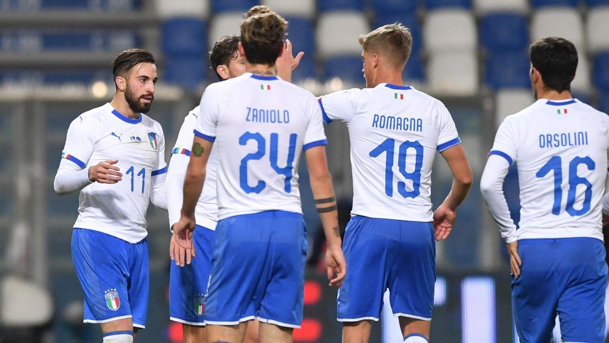 Parigini - Italy-Germany, Italia - Friendly match 2018 - LaPresse