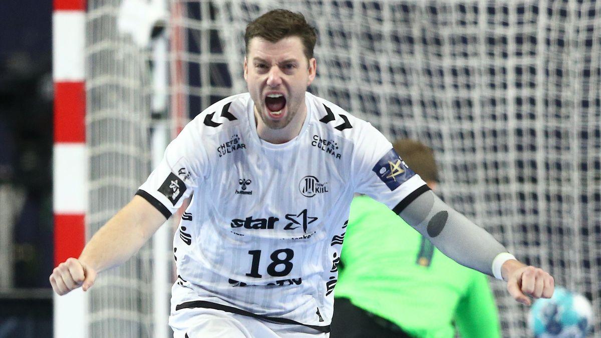 Niclas Ekberg vom THW Kiel