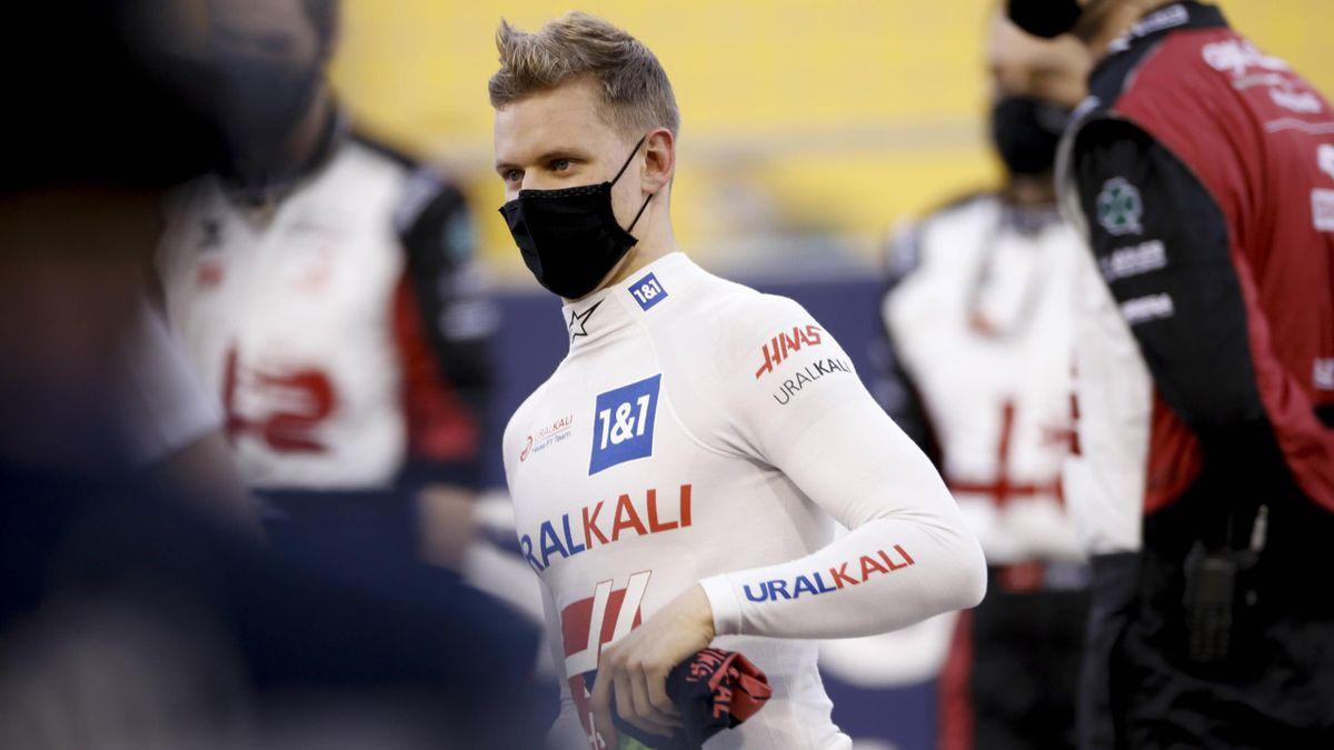 Mick Schumacher gab in Bahrain sein F1-Debüt