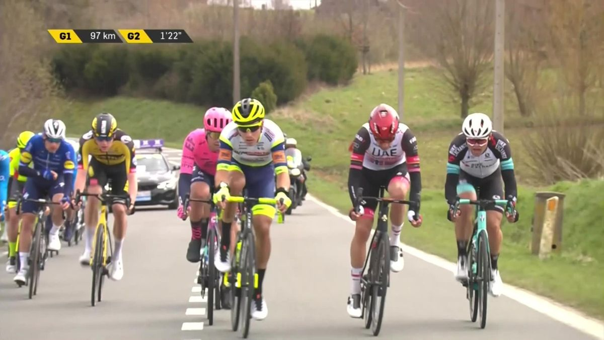 Highlights: Van Aert delivers after supremely attacking display