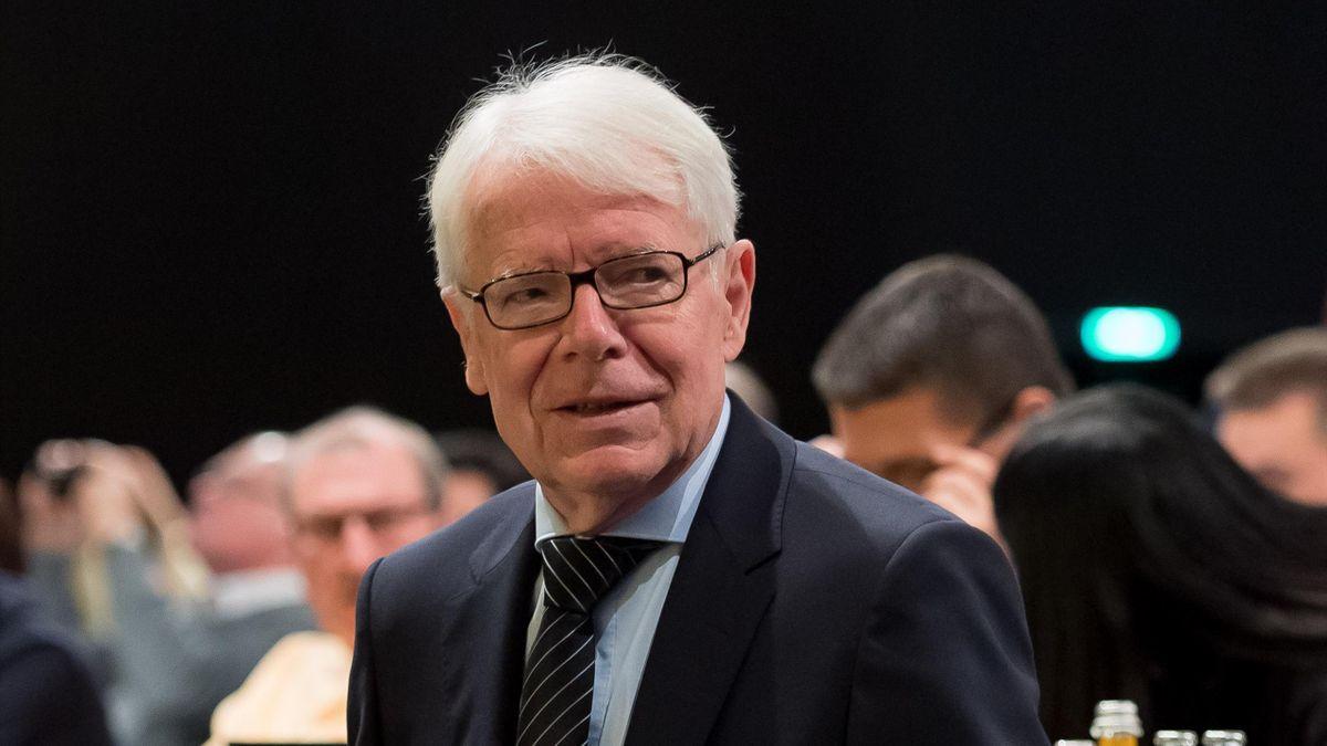 Reinhard Rauball war lange Jahre DFL-Präsident