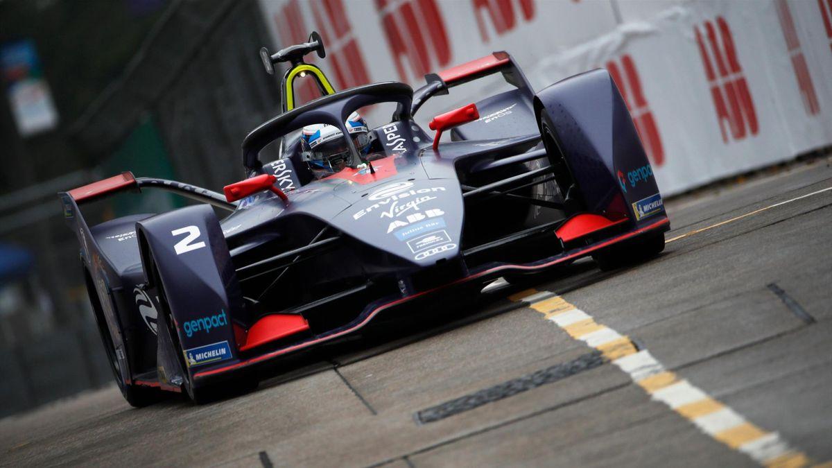 Formula E: Bird takes controversial win in Hong Kong