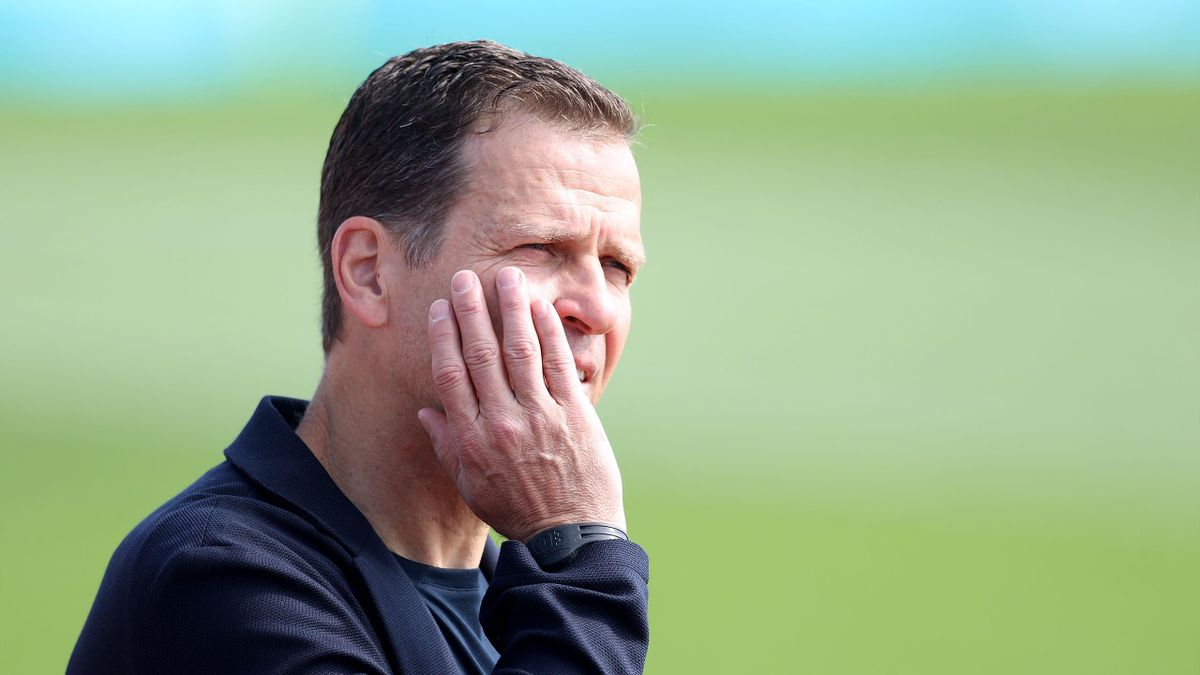 Oliver Bierhoff legt viel Hoffnung in Neu-Trainer Flick