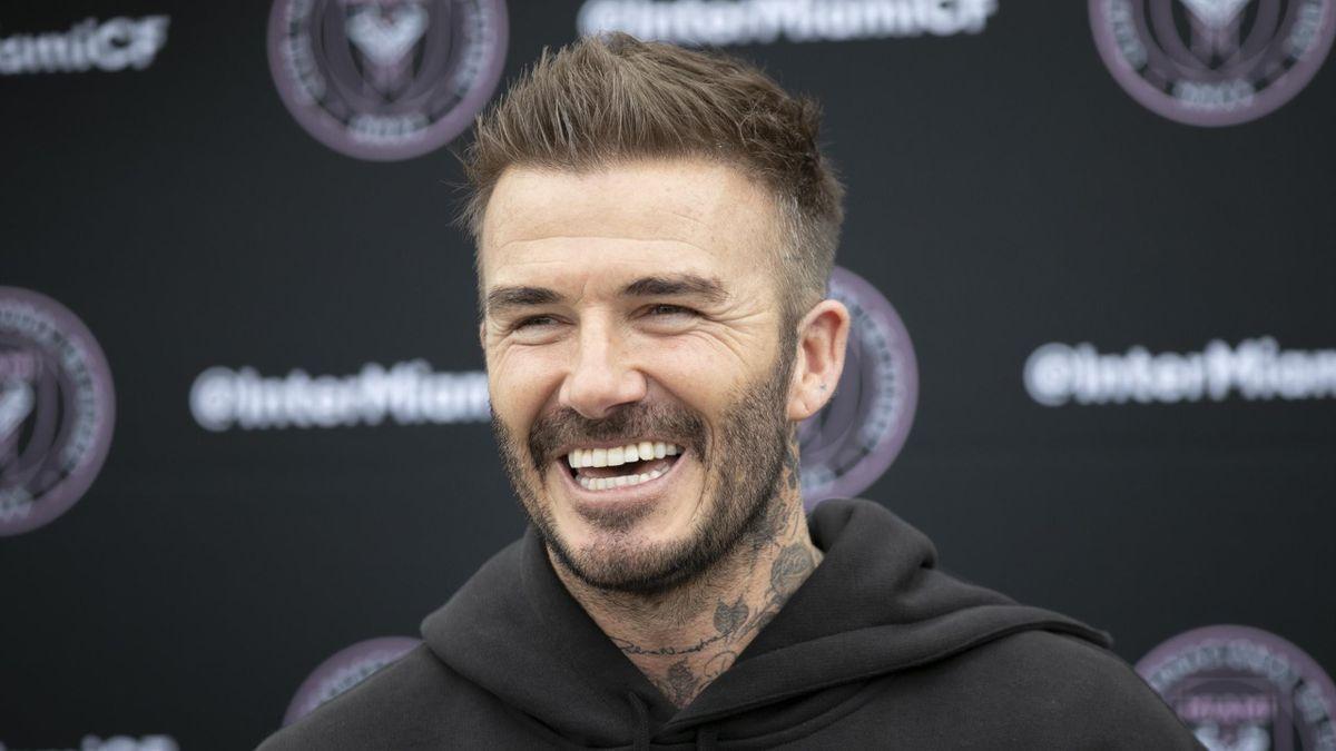 David Beckham ist Miteigentümer bei Inter Miami