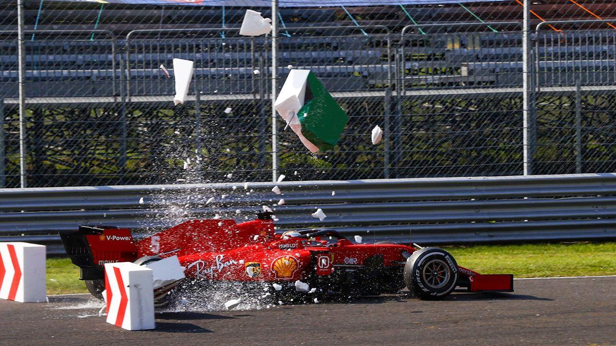 Formel 20 Die Pressestimmen zum Ferrari Desaster in Monza   Eurosport