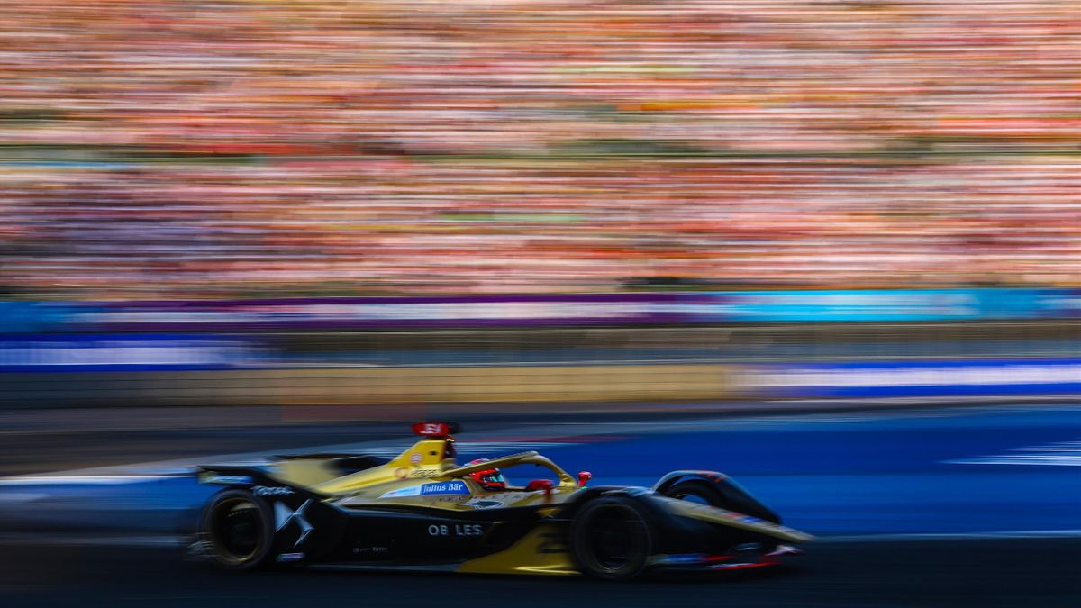 Formel E Sanya: Jean-Eric Vergne