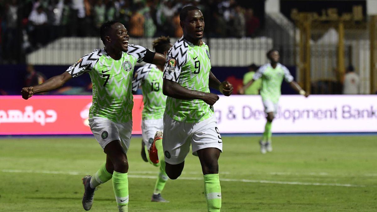 Nigeria schlägt Kamerun beim Afrika-Cup
