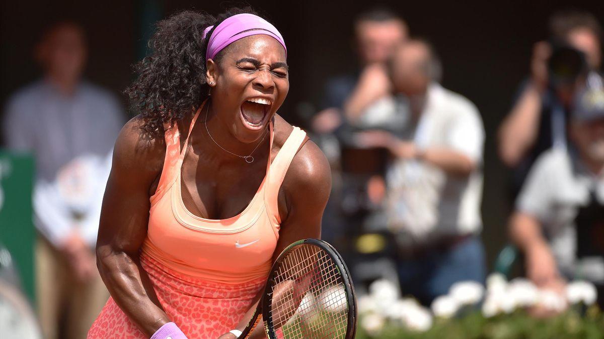 Serena Williams - Roland-Garros 2015