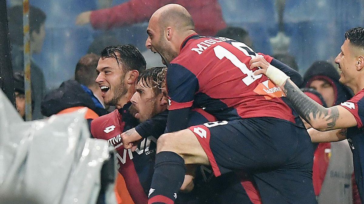 Genoa-Cagliari - 2018