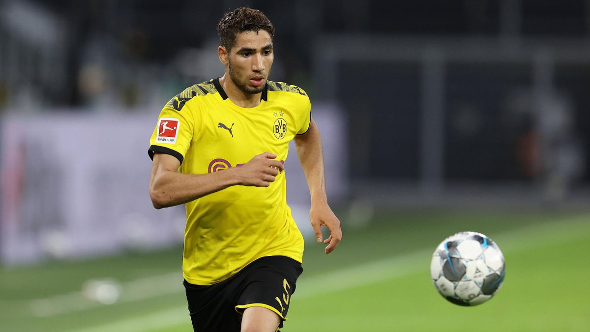 inter milan agree achraf hakimi fee with real madrid reports eurosport inter milan agree achraf hakimi fee
