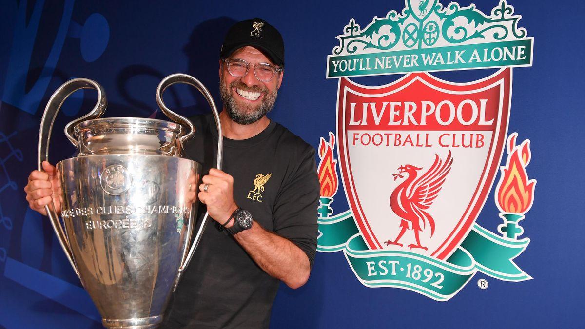 Jürgen Klopp und der FC Liverpool gewinnen die Champions League