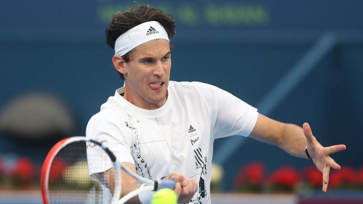 Dominic Thiem wird beim ATP in Madrid sein Comeback feiern