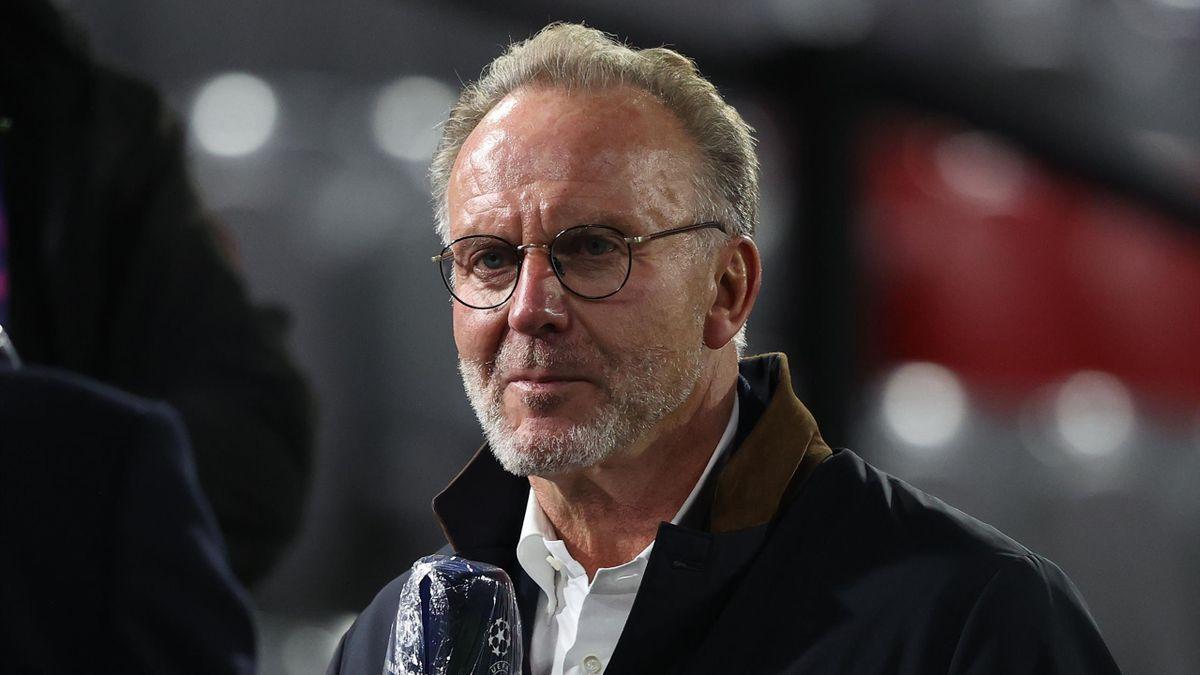 Bayern-Boss Karl-Heinz Rummenigge ist gegen einen WM-Boykott