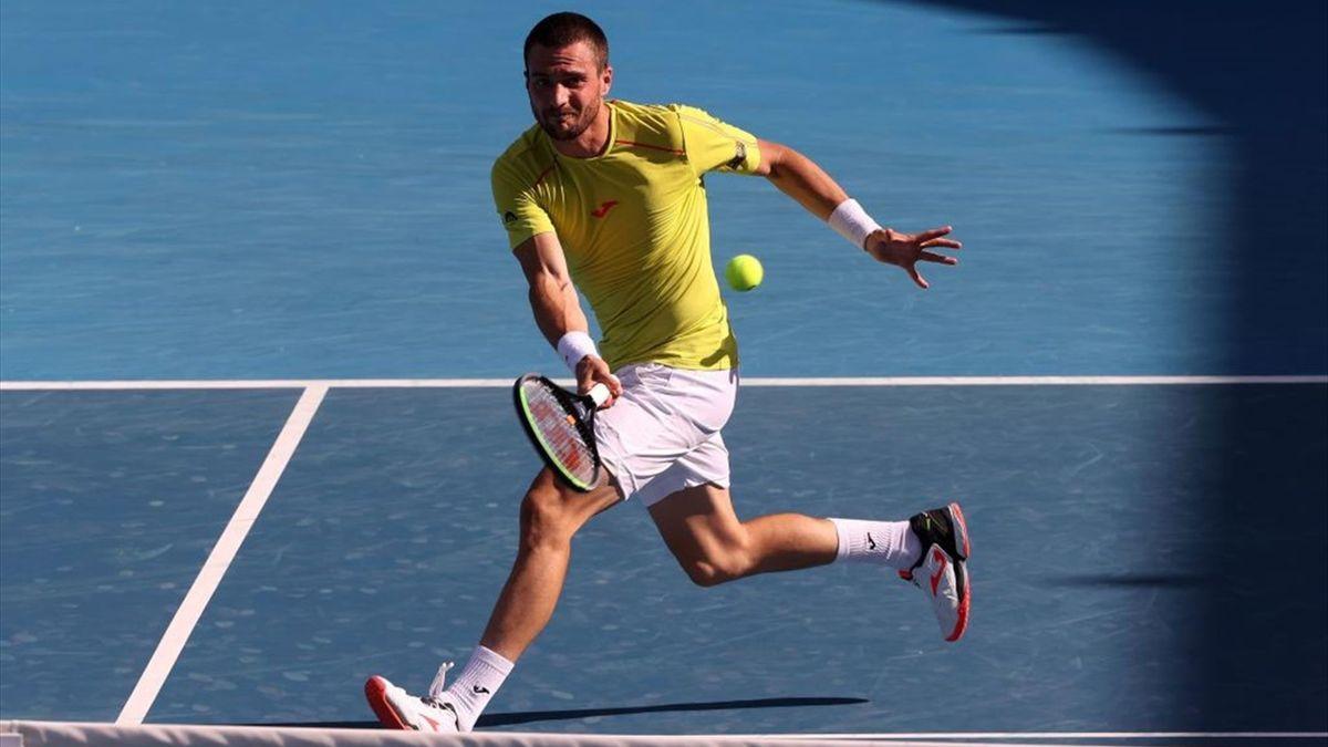 Open Australia 2021 | Pedro Martinez-Dusan Lajovic