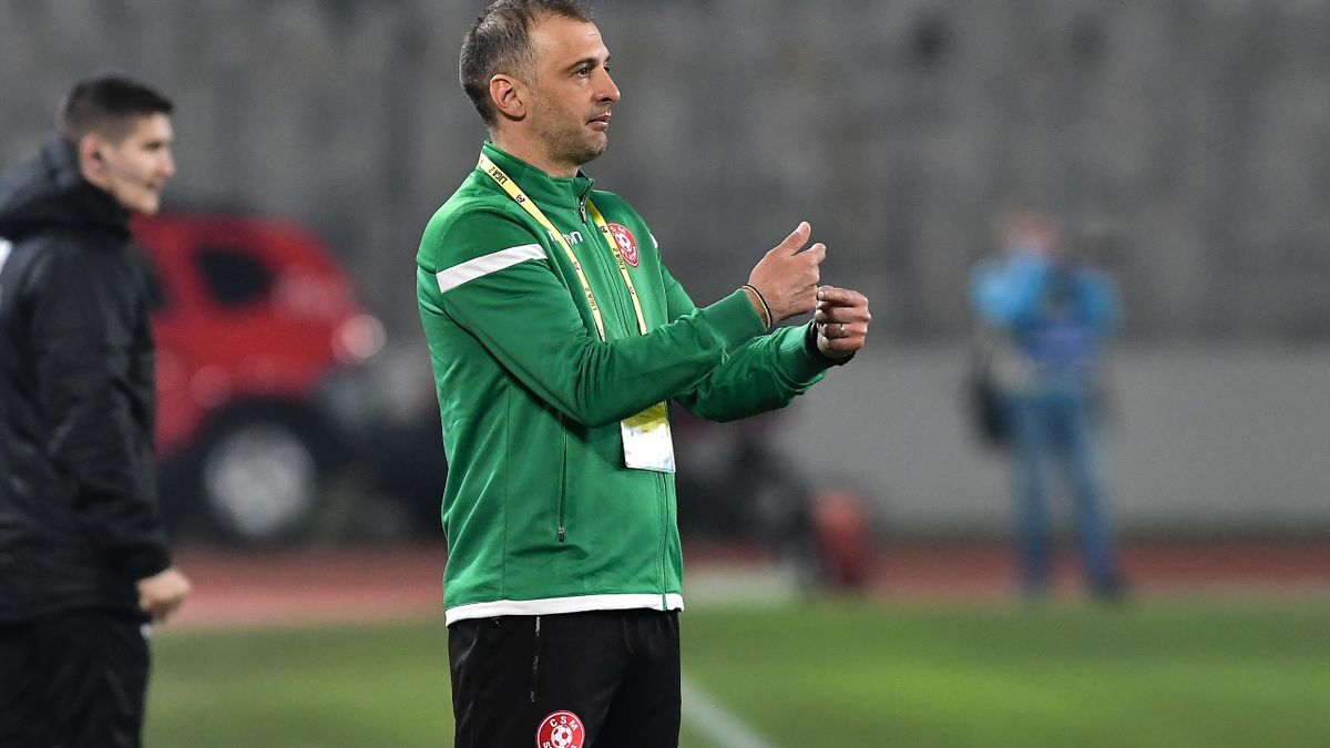 Dinu Tudoran, noul antrenor de la FCSB sursa foto: Mediafax
