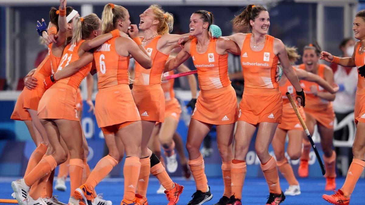 Tokyo 2020 | Hockeyvrouwen brengen goud in stijl terug naar Nederland