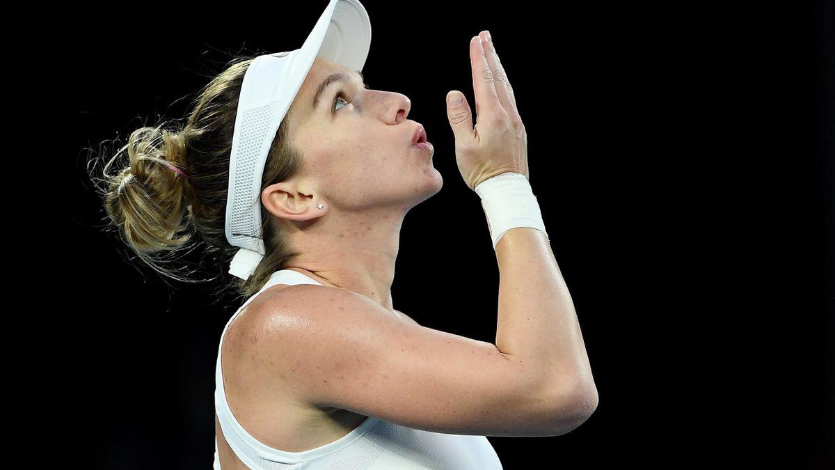 Simona Halep, număul 2 WTA