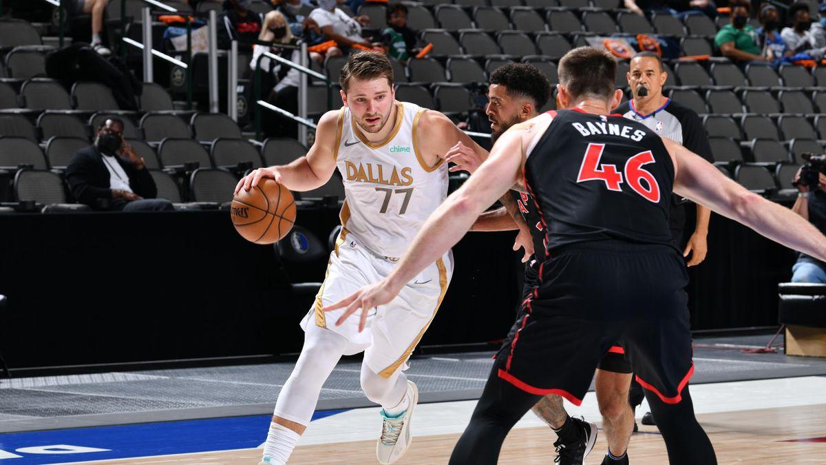 Luka Doncic, Dallas Mavericks 2021
