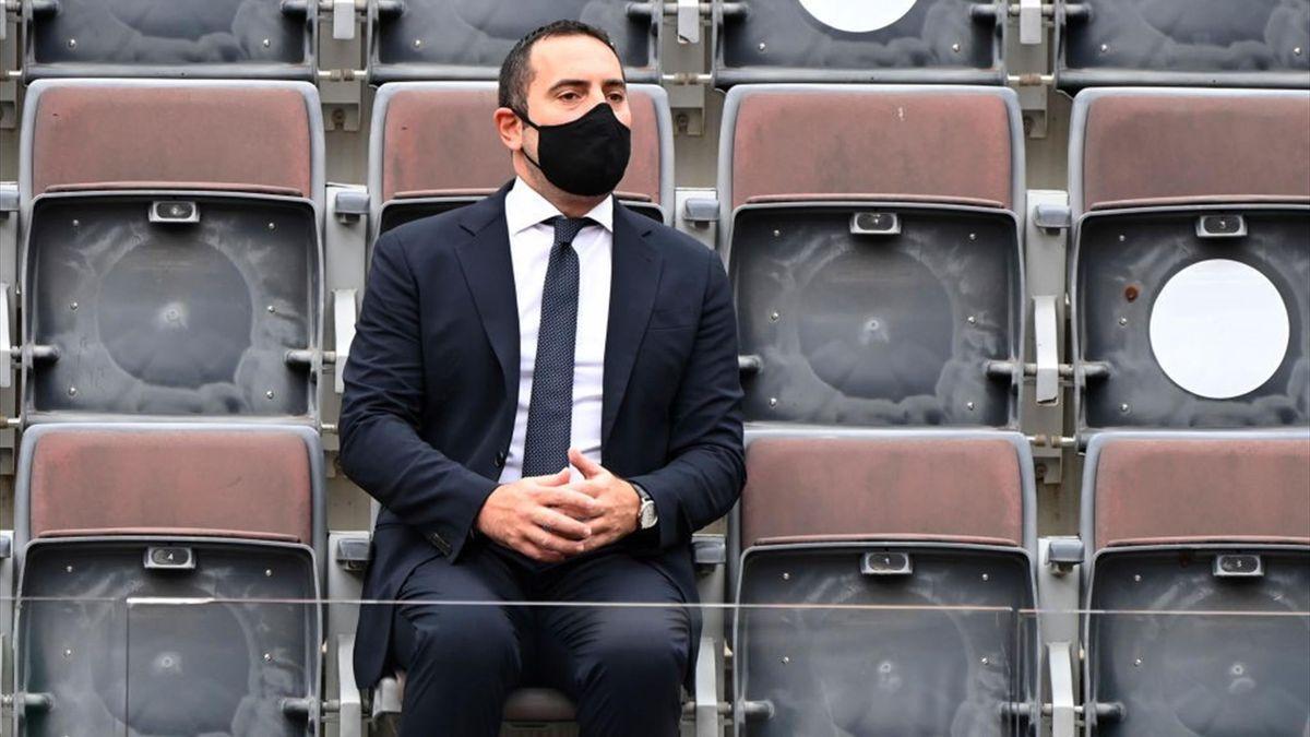 Vincenzo Spadafora - Internazionali di Roma 2020 - Getty Images