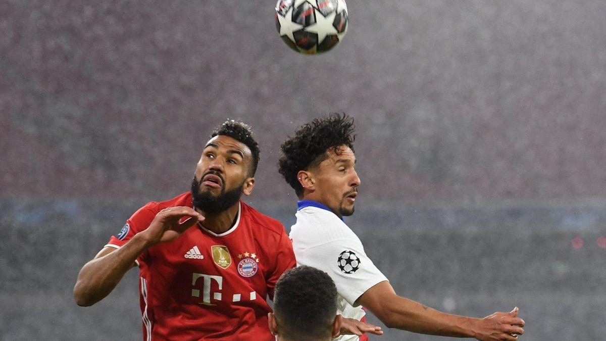 Choupo-Moting vs. Marquinhos - Bayern vs. PSG