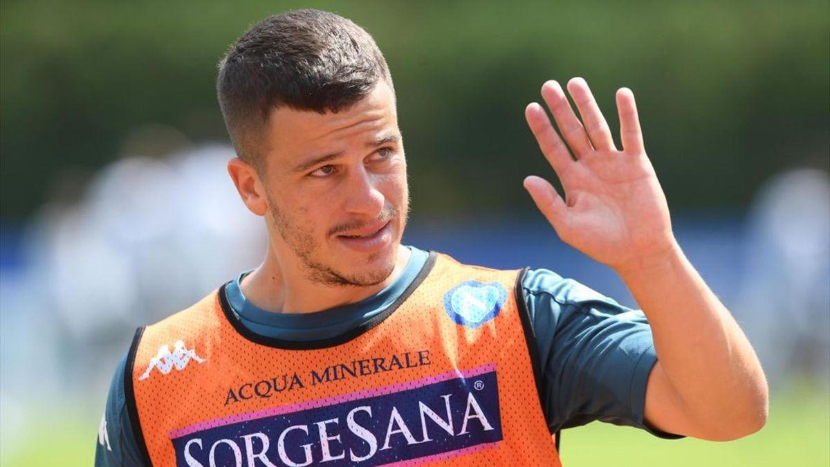Diego Demme - Napoli - Serie A