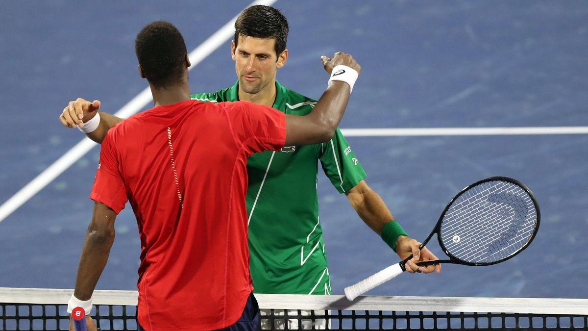 Tennis News Djokovic Saves Three Match Points To Set Up Dubai Final With Tsitsipas Eurosport