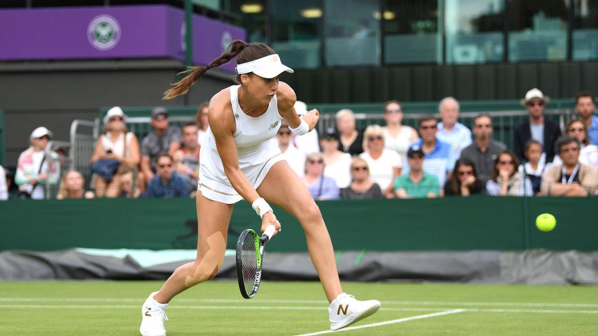 Sorana Cîrstea, la Wimbledon 2019