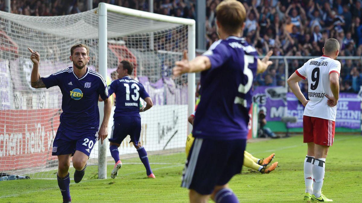 Dfb Pokal Vfl Osnabrück