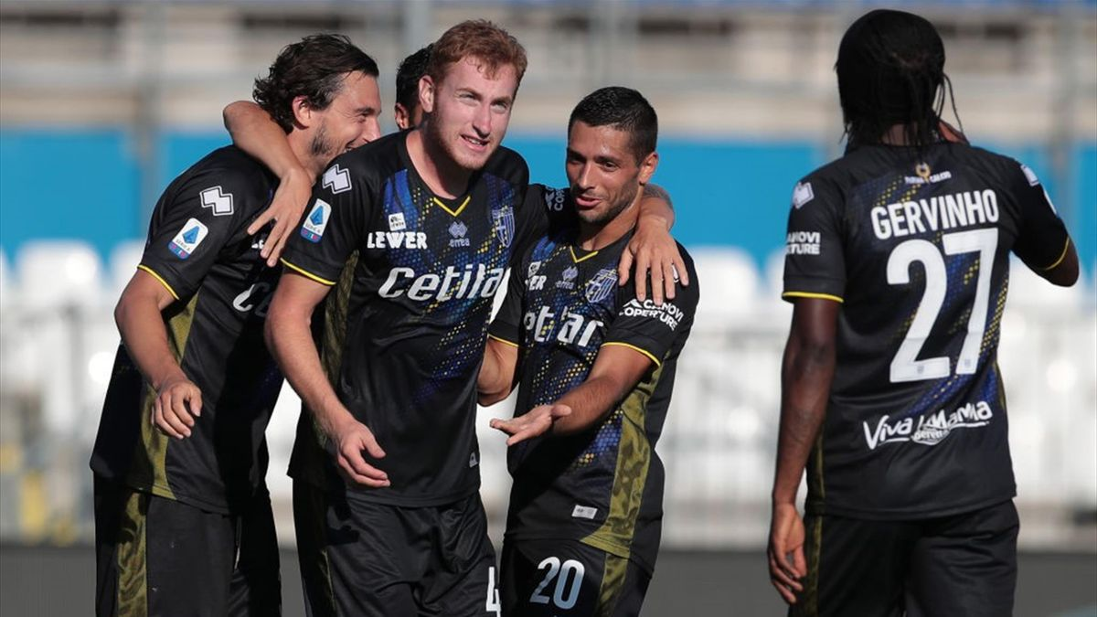 Dejan Kulusevski - Brescia-Parma Serie A 2019-20