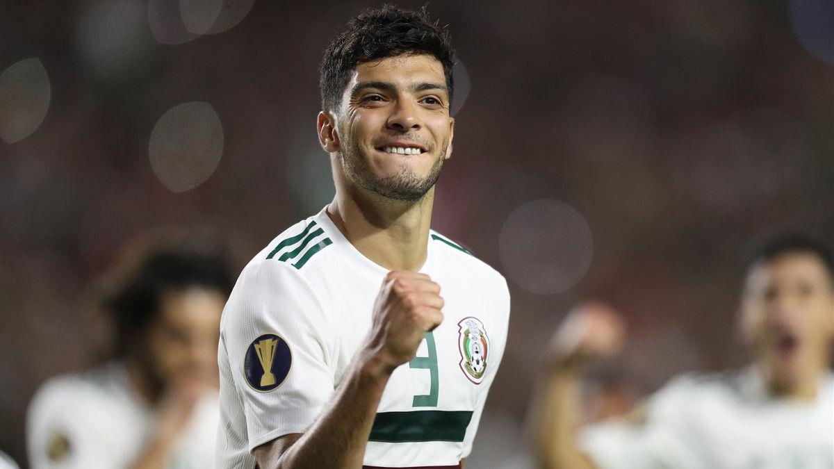 Raul Jimenez, Mexiko, Gold Cup