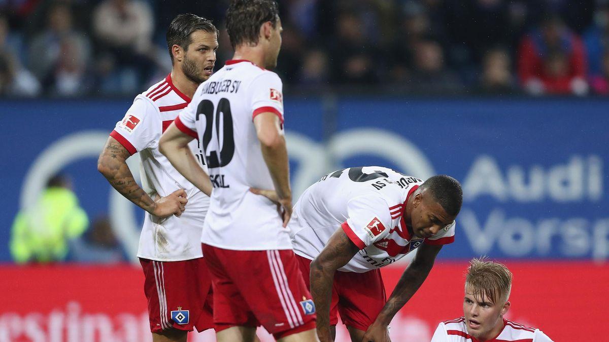 HSV: Rick Van Drongelen fällt verletzt aus