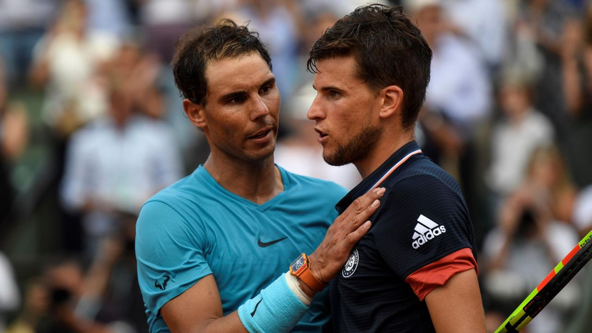 Thiem Hails Awesome King Of Clay After French Open Defeat Eurosport