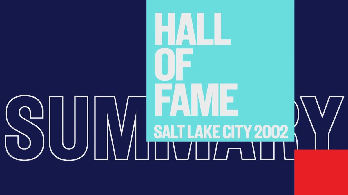 Hall of Fame - Salt Lake City - 1 - Summury